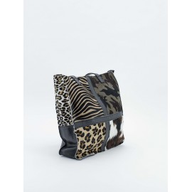 Shopping cortes animal print