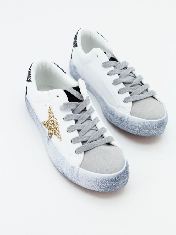 Sneakers casual stars